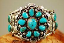 ~ Native American Jewlery ~ / Torquoise