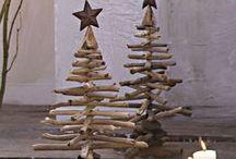 - Kerstboom van hout - / Hier vindt je alternatieve kerstbomen van hout. Waaronder kerstbomen van steigerhout, pallet hout en takken.