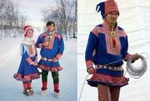 ♡ SAMI in Lappland Norway ♡ / The native Norwegians ~ Their culture and craft