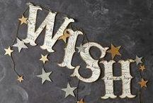 ★ I wish upon a star ★