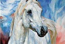 Horse in Art / by Carolyn Lage