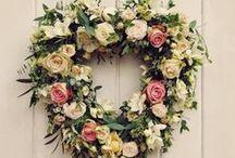~  Wreaths ~ / All Seasons