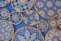 crochet / Diagramas de Crochet  / by Pia Llorens