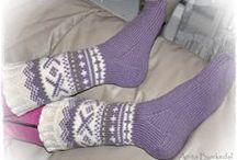 ~ Knitting ~ / Strikking
