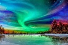 ~ The Northern Lights ~