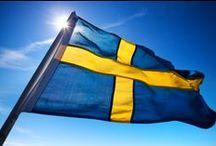 "~~ Sweden ~~ / Our neighbours..""Søta bror"".. / by Berit Haukereid"
