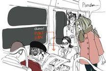 FLE: Transports en commun