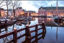 Leiden Holland- The Netherlands / Mooie plekjes in mijn geboorteplaats Leiden