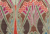 textile and patterns