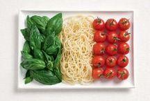 Sapori d'Italia / Non solo gelato. Italia, storia del cibo della cucina e del gusto.