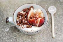 Breakfast Grains & Granola / by Tiffany Monney