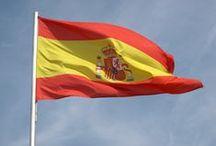 ~~ SPAIN ~~ / by Berit Haukereid