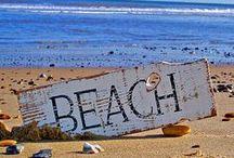 ~ At the beach ~