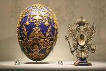 ~ Faberge Eggs ~