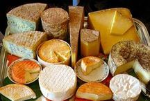 FLE: Nourriture - fromages / by La Frencherie - Mme Devine