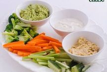 Dips / Yummy Dips to help get your children to eat fresh fruit & vegetables