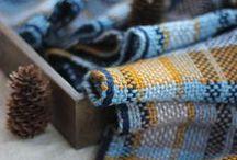 Weaving / hand wovwn textiles