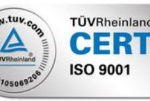 Certificates / Alpha-Marine GmbH has a developed Quality management system in compliance with EN ISO 9001:2008.  The system is established, implemented and certified by TÜV Rheinland.   Production of company, technological capabilities and product range is certified by Germanischer Lloyd, Bureau Veritas, Det Norske Veritas and American Bureau of Shipping.
