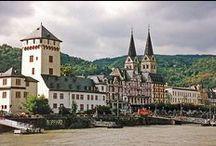 Vakantie Boppard / Leuke plekjes in Boppard aan de Rijn - Duitsland