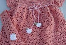 Örgüler(Crochets) / Örgü çalışmaları