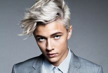lucky blue Smith the twin