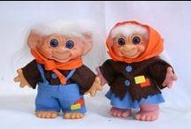 VintageTroll Dolls / Vintage toy