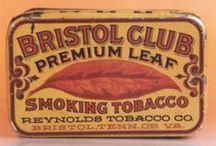 ~ Tobacco Tins ~ / Vintage