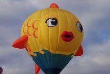 ~ Hot Air Ballons ~