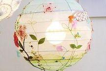 Idées déco printemps / Pour changer sans se ruiner, des petites astuces pour fêter l'arrivée du printemps.