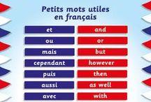 FLE: Petits mots utiles