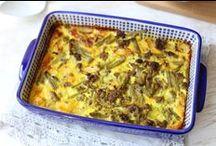 Ovenschotels-Ovengerechten-Nederlandse recepten / Heerlijke recepten van gerechten in de oven klaargemaakt