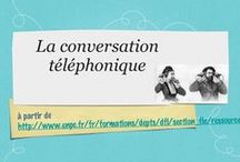 FLE: Telephoner / by La Frencherie - Mme Devine