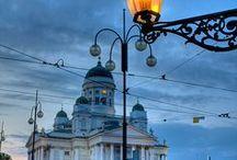 ALL ABOUT HELSINKI / Finland // Helsinki