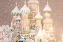 RUSSIA / From Siberia to St. Petersburg - Russia seems so magical!