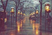 rainy moodboard thingy