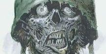 Character - Zombie / Zombie Art, Character Design