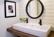 The Bathroom / by Kristin Blake