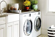 The Laundry Room / by Kristin Blake