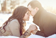Engagement photo ideas / by Lindsay File