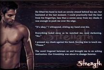 ♥ Mark of Nexus Series Quotes ♥ / Quotes from one of the world's first New Adult paranormal romance and urban fantasy series
