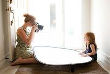 Photo & Frame ideas 回  / by Trish Kimball