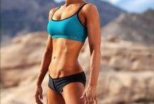 Gettin' Fit (Circuit Training/Inspiration) / by Kristin Blake