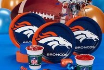 Game Day Essentials / Food and Drink Ideas for Broncos Tailgating / by OFFICIAL Denver Broncos