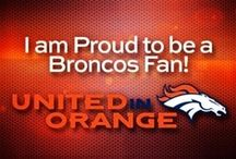 Broncos Timeline Images / by OFFICIAL Denver Broncos