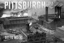 Old School Pittsburgh / Images of anything from vintage Pittsburgh.