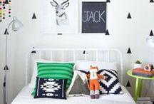 Kiddie Rooms/Decor / by Kristin Blake