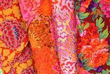 Fabrics I love / by Nancy Herrington