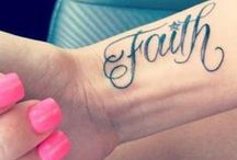 Tattoos / by Kalina Gregory