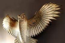 Sculpture/Ceramics/Objets D'Art / by Raven Wood