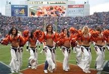 Denver Broncos Cheerleaders / by OFFICIAL Denver Broncos